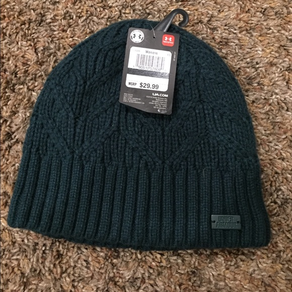 890396d5e32 NWT Under Armor Winter Hat